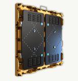 Tela de indicador de fundição Rental ao ar livre do diodo emissor de luz da cor P10 cheia