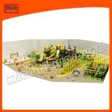 Шарик крытых мягких игрушек пластичный с кроватью 6622b Trampoline
