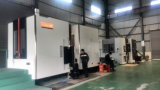 Сверля и выстукивая центр CNC высокоскоростной точности высокой эффективности подвергая механической обработке