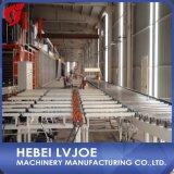 Pared química del yeso produciendo proceso y los dispositivos de la maquinaria de Lvjoe