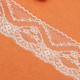 9cm Polyester-chemische Spitze für reizvollen Büstenhalter, Dekoration