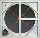 Rotor desecante con el borde