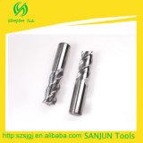 Diameter 20mm de Snijder van het Aluminium/de Stevige Molens van het Eind van het Carbide voor de Grootte van de Molen van het Aluminium/van het Eind