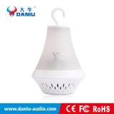 Altavoz de Bluetooth con la radio de FM con Powerbank con LED 2000mAh ligero