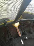 Trampoline grande comercial da mola do equipamento novo do projeto