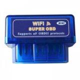 Le mini détecteur d'automobile du WiFi Elm327 Obdii
