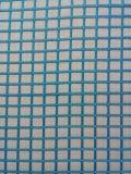 100% Poliéster Tecido, Estrutura e Monofilamento