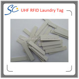 Tag Washable da lavanderia da freqüência ultraelevada do silicone RFID de ISO18000-6c