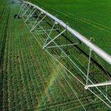Equipo de sistema lateral de irrigación del movimiento