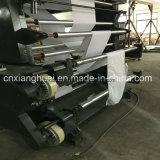 Stampatrice flessografica di quattro colori per la plastica di carta della pellicola