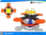 Оборудование спортивной площадки стула Swiviel игры детей напольное (YL55655-01)