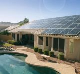 система дешевой солнечной электрической системы 3kw вполне солнечная для дома