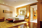 Cinco jogos da mobília do quarto do modelo do hotel da estrela