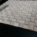 Produtos por atacado Painel 3D Mosaico de mosaico de padrão quadrado