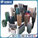 Profilo termico in alluminio di rivestimento in polvere Finitura superficiale