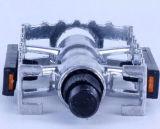 反射鏡が付いているアルミ合金の自転車のペダルのバイクのペダルの自転車のペダル