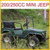 2017 más nuevo 150cc / 200cc / 250cc 4 tiempos CVT inversa ATV (Jeep 2017)