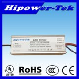 Электропитание случая СИД UL Listed 38W 1020mA 39V постоянн в настоящее время короткое
