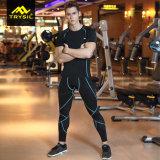 [برثبل] شبكة أعالي/لهاث لياقة ملابس رياضيّة لأنّ رجال