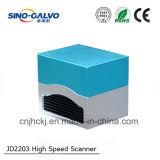 Eficientemente cabeça de varredura do laser do motor Jd2203 do Galvo para a seleção da exportação