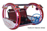 Equipo de la diversión 360 grados que giran el coche de barra de lujo del Le (ZJ-LBC02)