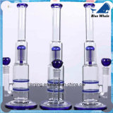 أنابيب زرقاء زجاجيّة [وتر بيب] زجاج نارجيلة