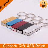 Disco instantâneo do USB do metal do giro do código da cópia de cor cheia QR (YT-1232)