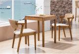 Cadeira do banquete da mobília do Rattan do projeto moderno para o hotel do restaurante