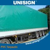 Bâche de protection de PVC pour la couverture de camion