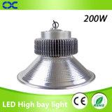 O fabricante de 200W ilumina a iluminação elevada do louro do diodo emissor de luz