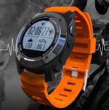 온도로 자전거를 타고, 달리고 걷기를 위한 스포츠 지능적인 시계