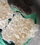 Machine gravante en relief de Fabric&Leather de bon produit