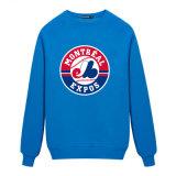 Roupa personalizada da parte superior do Sportswear do clube da equipe das camisolas do velo dos homens projeto novo (TS113)
