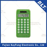 10 Digit-im Taschenformatrechner für Förderung (BT-2106)