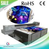 imprimante à plat UV de machine d'impression de 3D Anamorphose pour l'étage/mur