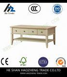 Il tavolino da salotto di Hzct154 Keely Metals Mobilia-Brown