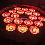 Summen-Wäsche NENNWERT der LED-Beleuchtung-18PCS*10W RGBW 4in1 kann für Stadiums-Dekoration (P18-4) beleuchten