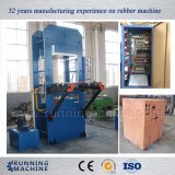 Type de bâti machine de vulcanisation en caoutchouc de presse avec le dispositif va-et-vient