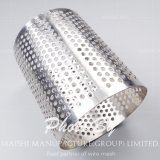 Discos del filtro de acoplamiento de alambre de acero inoxidable para la filtración de agua