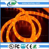 IP67 고전압 최고 광도 크리스마스 또는 배 가벼운 LED 밧줄 빛