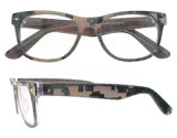 Lo spettacolo Eyewear di modo dei telai dell'ottica incornicia l'acetato Eyewear