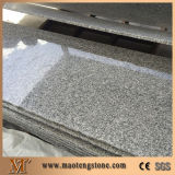 Granito G603 curvo pavimentando la pietra dell'arco con superficie fiammeggiata