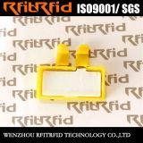 Tag programável da resistência RFID da freqüência ultraelevada para a lavanderia