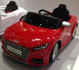 Conduite autorisée d'Audi Tts sur le jouet 12V de véhicule