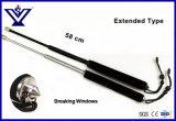 Bâtons télescopiques de police de ressort flexionnel pour l'autodéfense (SYSG-253)