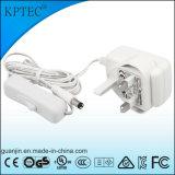 Adaptateur secteur 9V / 1A fiche standard avec petit produit pour appareils ménagers