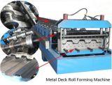 Стальной крен Decking пола металла катушки формируя машину