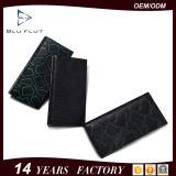 Импортированный бумажник людей кожи Cowhide изготовленный на заказ высокого качества логоса неподдельный