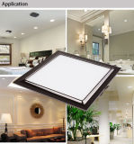 Quadratische galvanisierte Instrumententafel-Leuchte des Aluminium-5W Glod LED