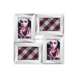 Multi frame plástico da foto do espelho da mesa da colagem de Openning